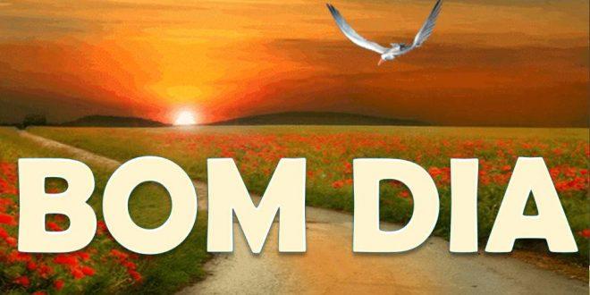 Posso Ainda Não Ter Chegado Onde Eu Queria Mas Estou Mais: Bom Dia … Hoje O Dia Nasceu Lindo… Viva E Seja Feliz